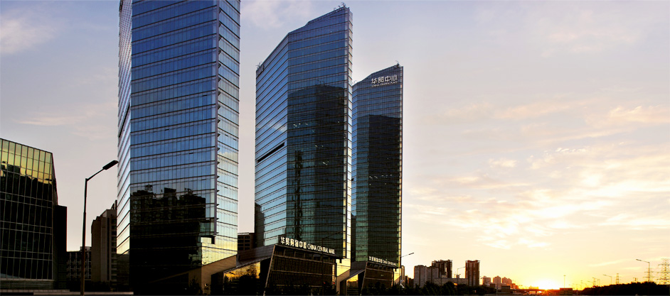 Premium Grade Office Buildings at CBD of Beijing